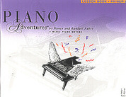 Faber Piano Adventures method for beginner piano lessons