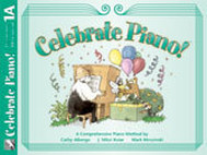 Celebrate Piano! method for beginner piano