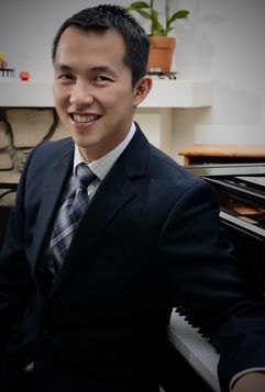 Piano Teacher Kevin Kao